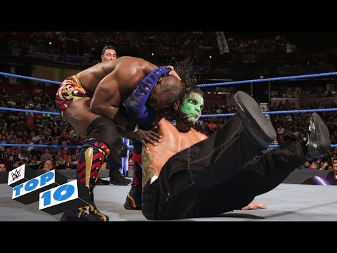 Top 10 SmackDown LIVE moments: WWE Top 10, August 14, 2018