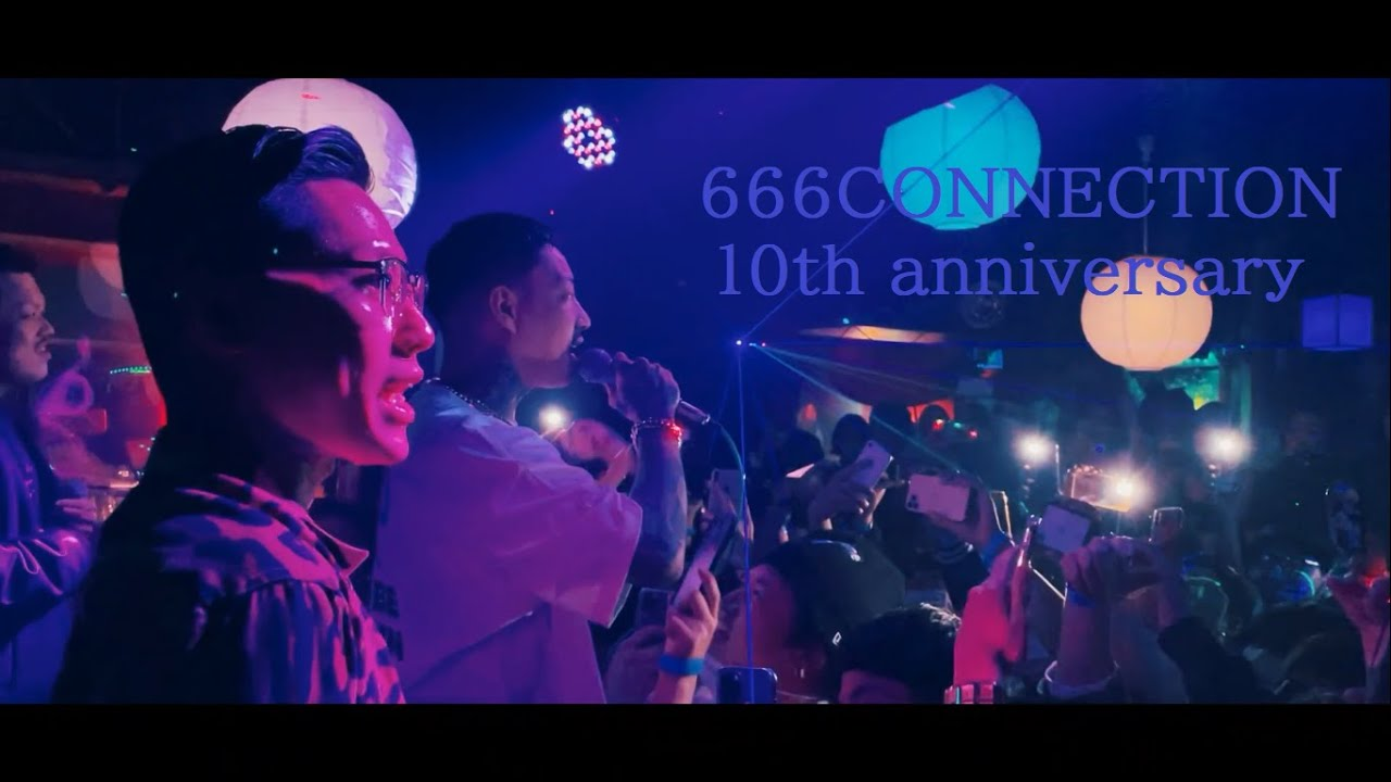 舐達麻 666CONNECTION 10th anniversary