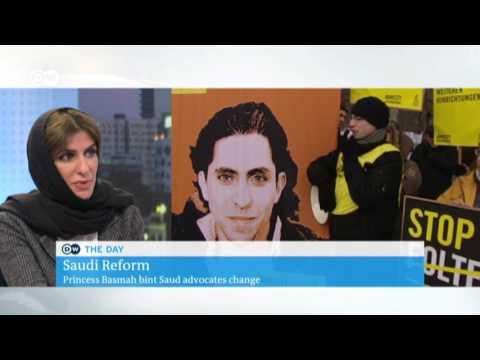 "Saudi Princess: Expect ""Happy Ending"" in Raif Badawi Case"