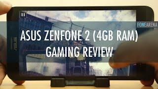 Asus Zenfone 2 Gaming Review -  ZE551ML (4GB RAM)