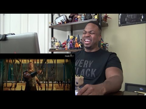 THOR RAGNAROK: 5 Clips from the Movie REACTION!!!