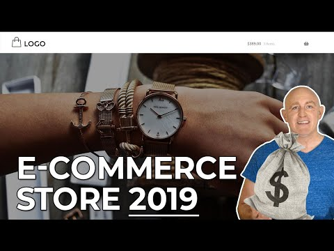 How To Create An Online Store (eCommerce Website) In 2019. WooCommerce & WordPress Storefront Theme