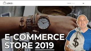 How to Create an Online Store eCommerce Website in 2019 WooCommerce & WordPress Storefront Theme