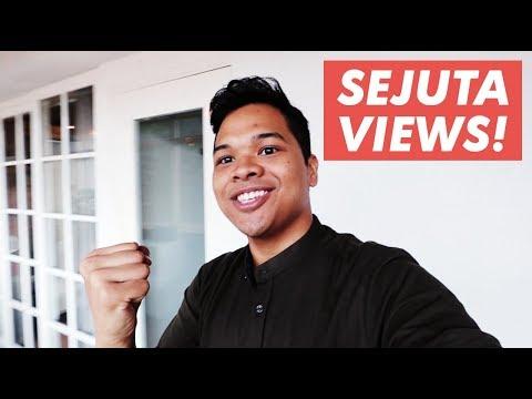 VLOG AIZAT | EP 17 : SEJUTA VIEWS!!