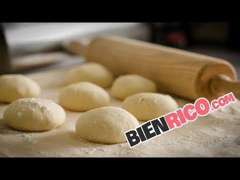 Cómo Hacer Masa Para Pizza Super Crujiente...¡¡Te Va A Enloquecer!!