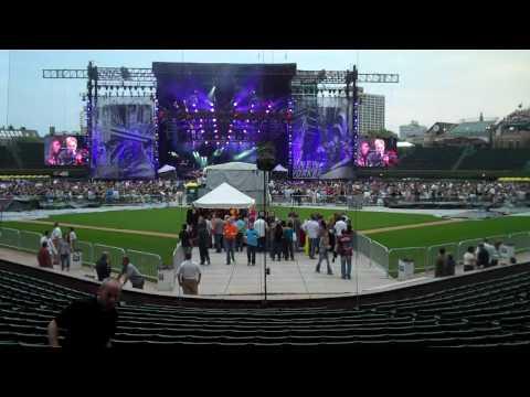 Levon - Billy Joel & Elton John Concert @ Wrigley Field Chicago 7/22/2009