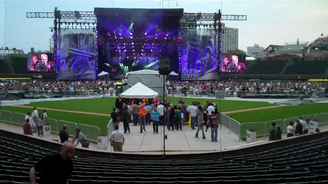 Levon billy joel elton john concert wrigley field chicago 7 22