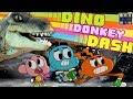 The Amazing World of Gumball - Dino Donkey Dash