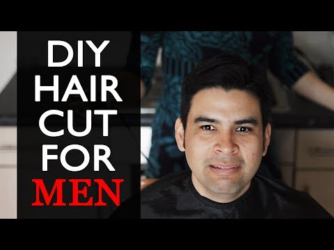 HOW TO SAVE MONEY with DIY HAIRCUT for MEN | The Postmodern Family EP#7