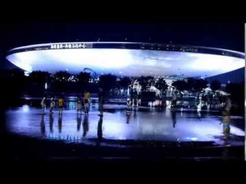 Shanghai Arena @ Night