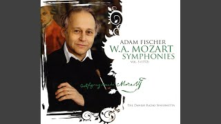 Symphony No. 18 in F Major, K. 130: III. Minuet and Trio