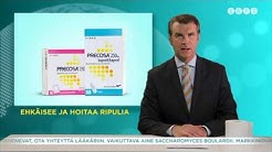 Precosa: Matkailu ja antibiootti