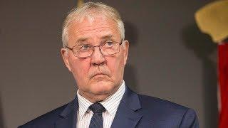Border Security Minister Bill Blair on asylum seekers