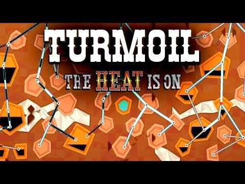 Most OIL EVER! - Turmoil Weekly Challenge! - Turmoil The Heat is On Gameplay