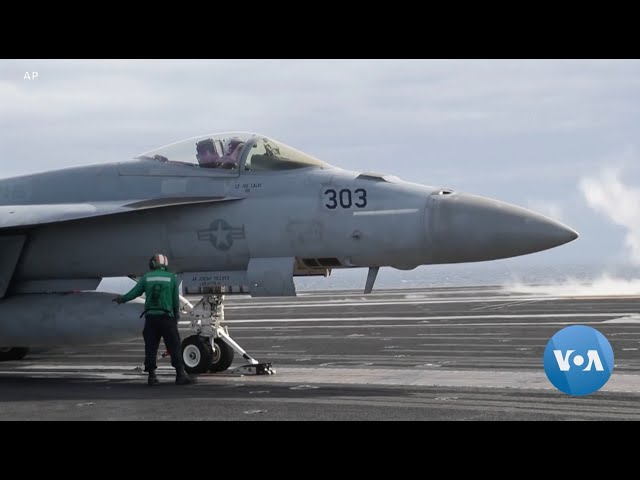 US Military Beefing Up Arsenal to Counter Potential Iran Attack