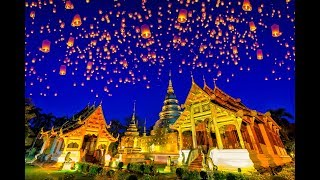 CHIANG MAI, THAILAND - TOP TOURIST ATTRACTIONS