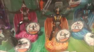 ハッピーセット『仮面ライダーゴースト/アイカツスターズ !』2 2016 6...