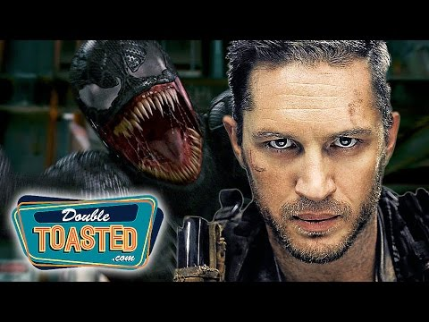 TOM HARDY CAST AS VENOM - Double Toasted Highlight