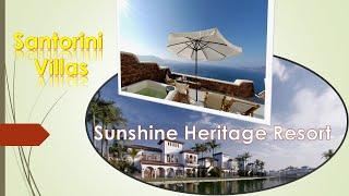 Biệt thự Santorini (Santorini Villas) | Sunshine Heritage Resort |