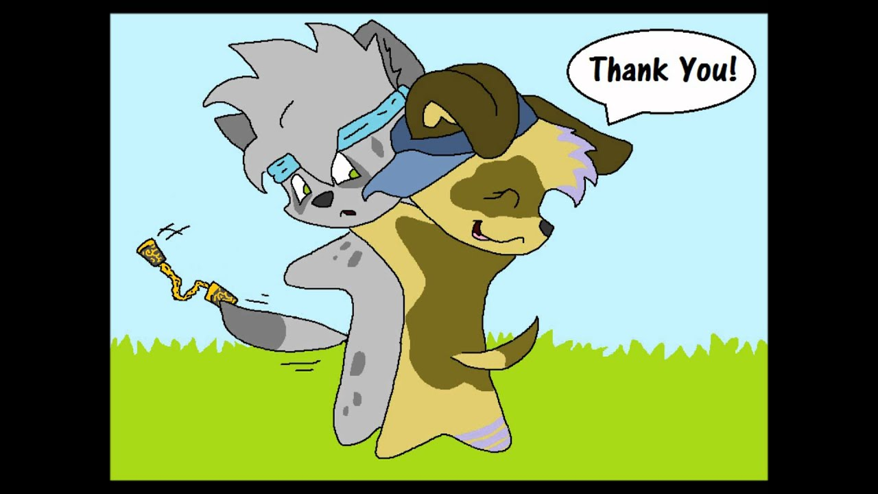 Chibi Dog Love Story Animation Youtube