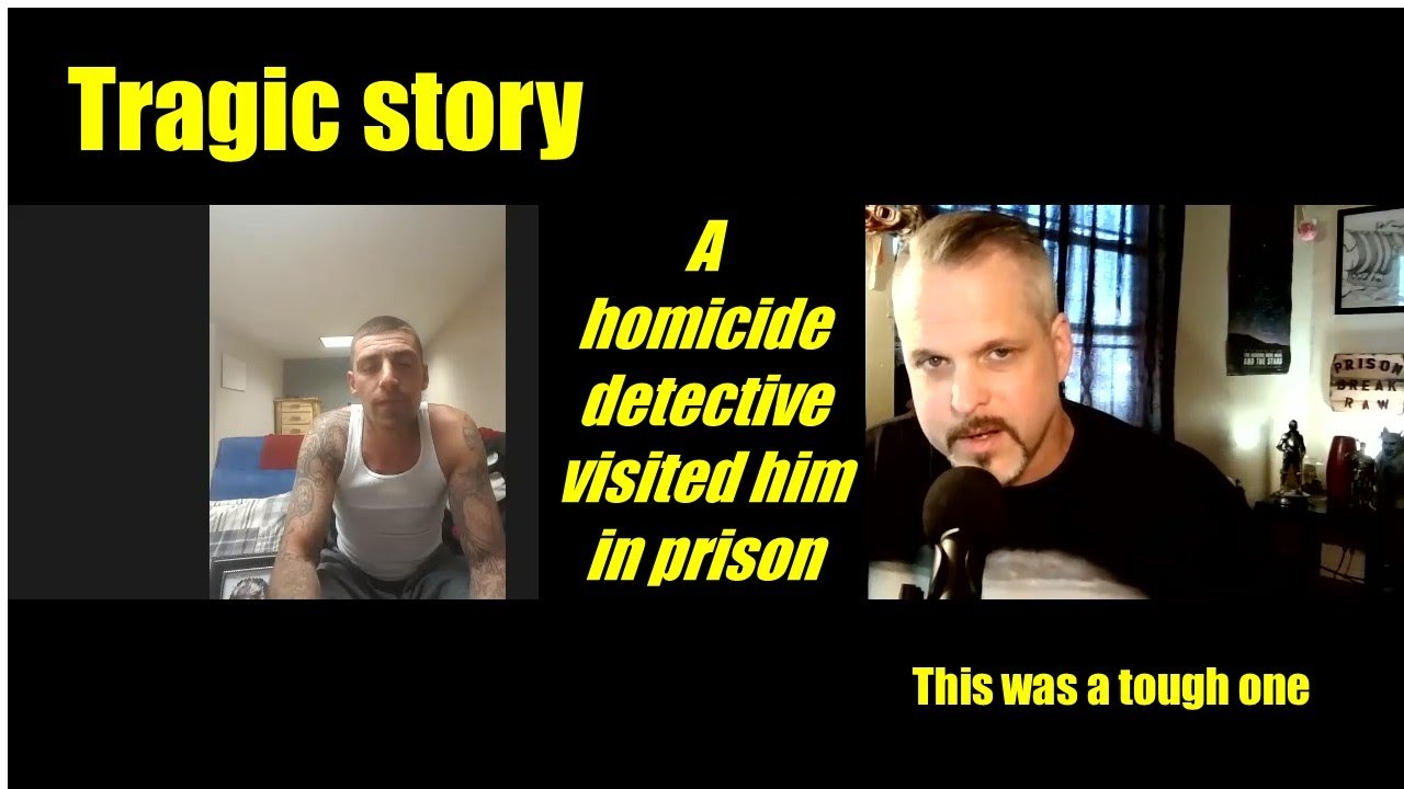 #prison one of the most tragic prison stories I've heard