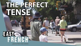 The Perfect Tense | Super Easy French 35