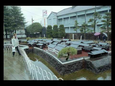 Return to Japan 1989 Nagasaki, Deshima 長崎出島