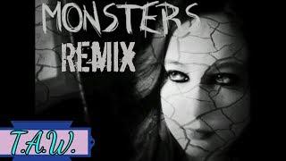 Monsters (Rock Remix) - Tali Anne