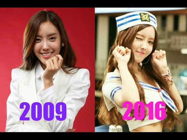 The Evolution Of T-ara   타라 ( 2009 - 2016 )