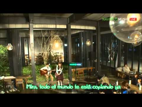 AKMU - Hair Parting PLAY IN CAFE (Sub Español)