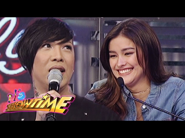 It's Showtime: Vice Ganda blames Liza