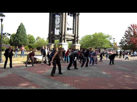 Centralia College Flash Mob