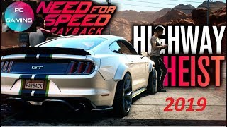Need For Speed Payback - 'The Highway Heist' - Mission #10 Gameplay 2019