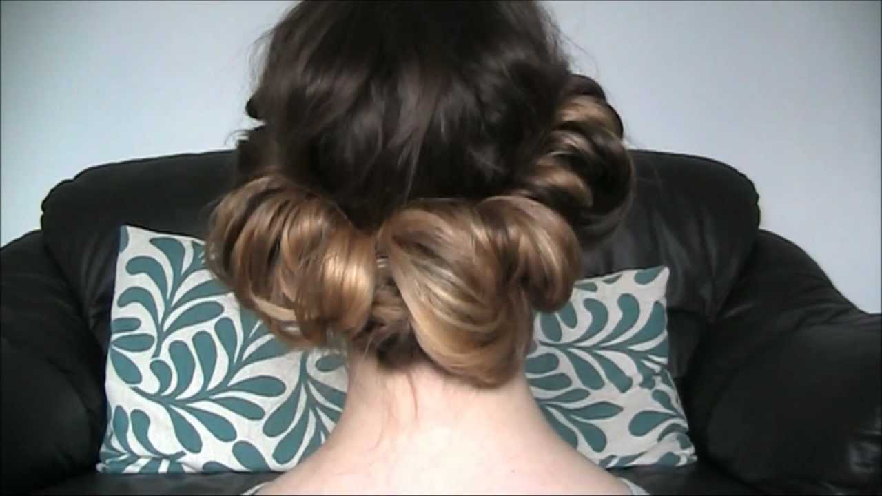 2 Minute Hair Up  4c685427be2