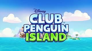 Club Penguin Island OST - Town - Folk Box (Stage Music)