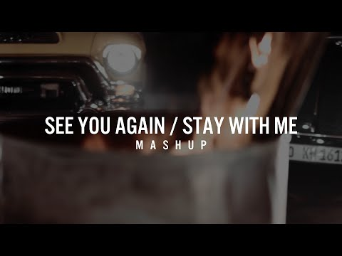 See You Again / Stay With Me Acoustic MASHUP (Johnny Rez and Tasha Wahlenberg)