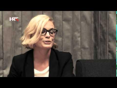 CrossingLines3 - Neveni Rendeli interview Goran Visnjic