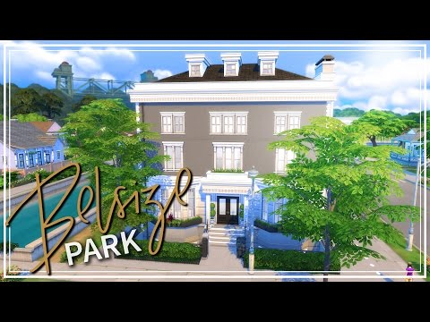 The Sims 4: Speed Build | Belsize Park | Part 2 of 2
