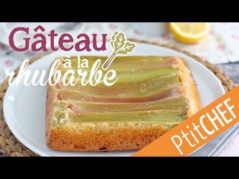 recette-de-gâteau-à-la-rhubarbe---ptitchef.com