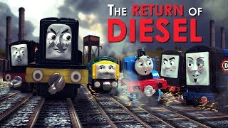 The Crate Escape! | Return of Diesel #3 | Thomas & Friends