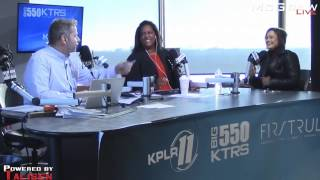 ksdk s heidi glaus joins mcgraw and kelly to talk woodwork