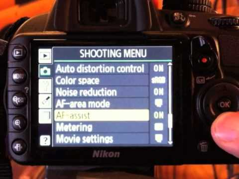 Optimum Camera Settings for NIKON - YouTube