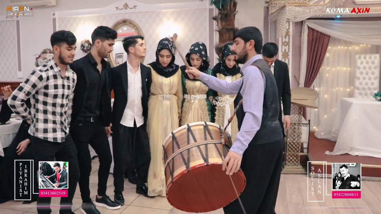 ŞEVKO 2021 - Brindar & Kader - Music: Ali Cemil - Part 02 - Wedding 2021 #EvinVideo