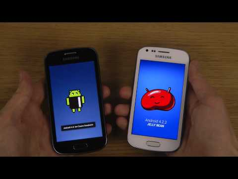 Samsung Galaxy Trend Plus vs. Samsung Galaxy Trend - Which Is Faster?