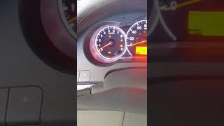 Replace VSS and ABS sensors 2012 nissan altima