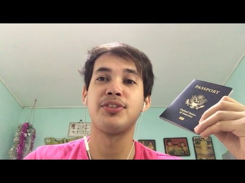 Adult Derivative Citizenship For Adults - U.S Embassy Manila Experience
