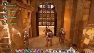 DA: Inquisition Opening The Door in Western Approach