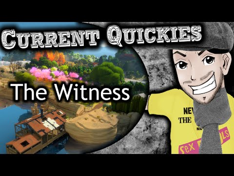 The Witness (PS4 Review) - Current Quickies