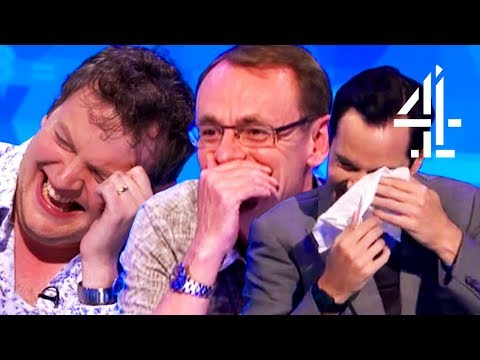 'What's The F*****g Point?!' | When Panel Shows Break Down | Best Of 8 Out Of 10 Cats Does Countdown