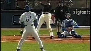 Barry Bonds 2001 Season All 73 Home Runs